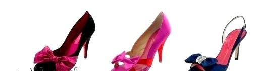 Туфлі на випускний 2012 фото