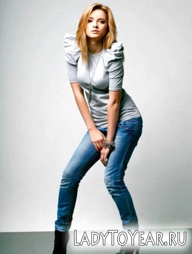 Туфлі з джинсами. Що носити з джинсами