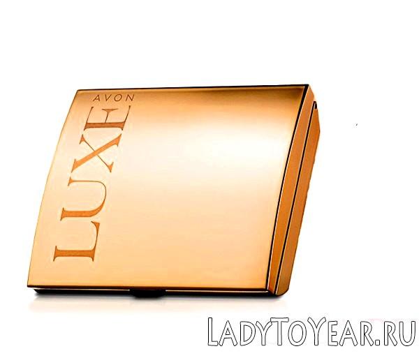 Пудра компактна Avon Luxe Blush фото