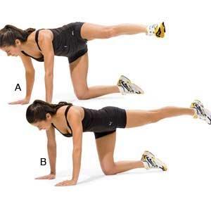 Ви можете вибрати для себе ті вправи для внутрішньої сторони стегна
