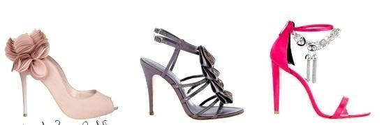 Вечірні туфлі