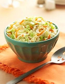 вітамінний салат з капусти