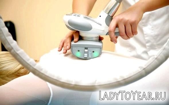 Як робиться роликовий масаж?