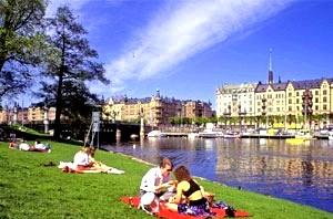 подорож до Швеции