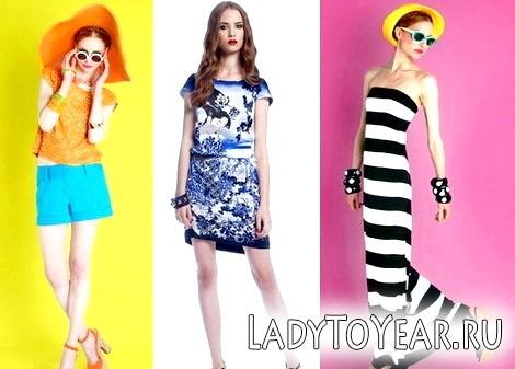 Тренди весна-літо 2012