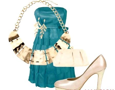 вечірні сукні 2013