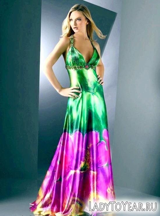 Вечірні сукні на новий рік