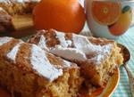Апельсиновий пиріг рецепт приготування