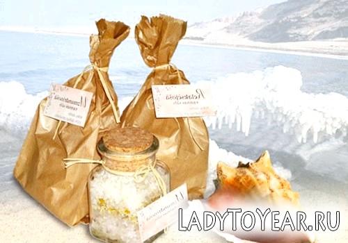 Море, сонце - це радісні спогади про літо! Ванни з морською сіллю освіжать в пам'яті ці миті!