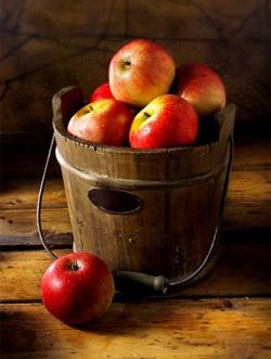 яблука для волосся