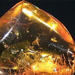 камінь бурштин