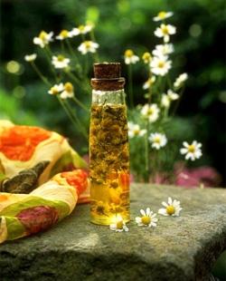 ефірне масло ромашки