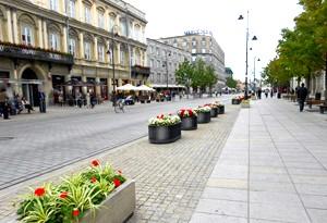 відпочинок у Варшаві