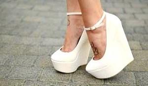 Підбираємо модні туфлі для жінок (40 фото)