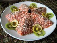 Салат із сьомги слабосоленої, солоної рецепти