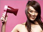 Зробити укладання волосся в домашніх умовах - це дуже важкий процес