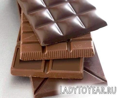 Що ми можемо отримати від шоколаду?