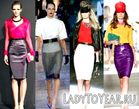 Ви точно знаєте, з чим носити кольорову спідницю?