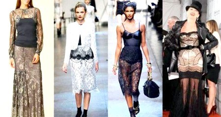 Вибираємо ідеальне мереживне вечірнє плаття