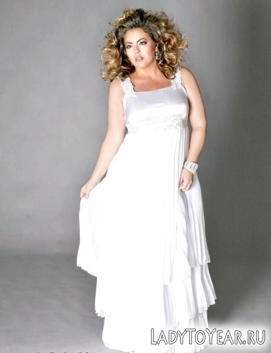 Жіночі сукні великих розмірів